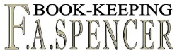 F.A Spencer Bookkeeping
