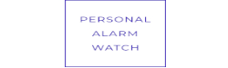 Personal Alarm Watch